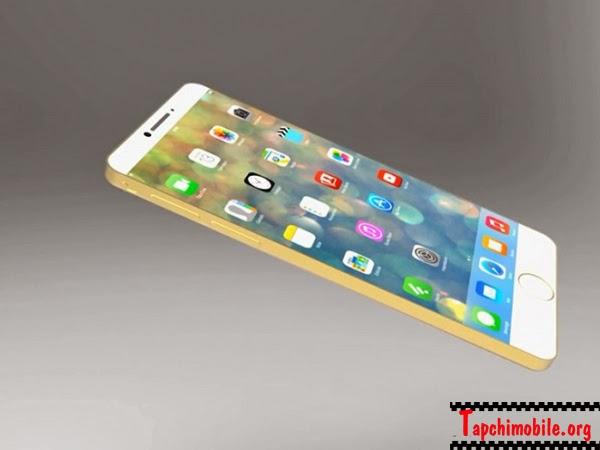 iphone phalet không viền màn hình