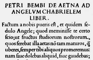 Romana original de Griffo