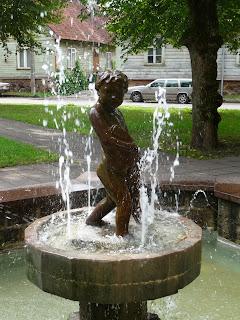 Fontaine de Viljandi