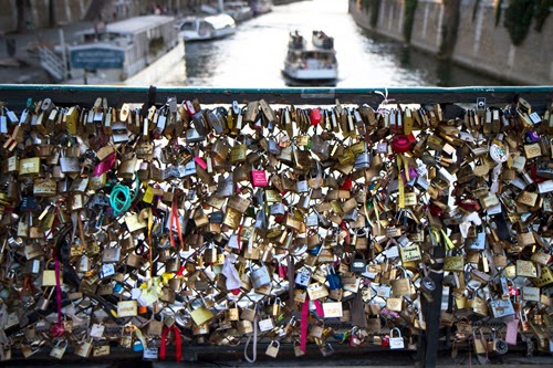 Locks of love - A romantic blog from Keytek Locksmiths