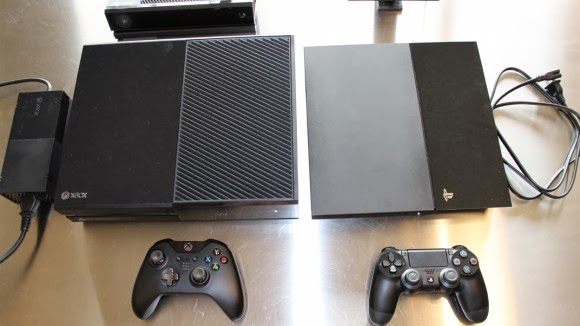Xbox One and PS 4 Stuffs