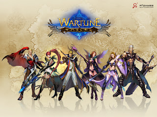 Tips Level UP Wartune Secara Cepat