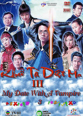 phim Khử Tà Diệt Ma 3 - My Date With A Vampire 3