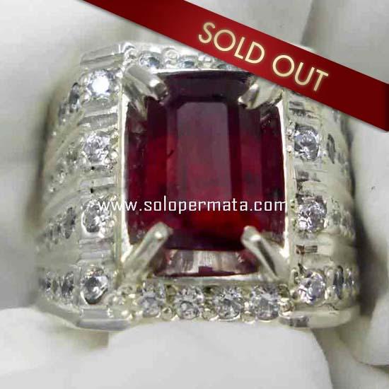 Batu Permata Natural Ruby Corundum | Batu Permata Ruby | Batu Permata Rumah