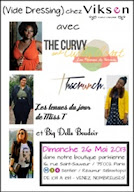 Retrouvez moi le 26 mai au Vide Dressing de la marque Viksen