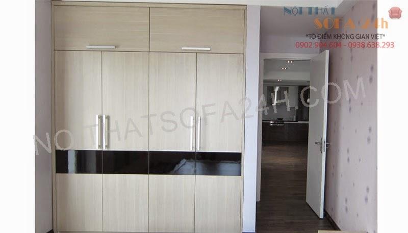 Tủ áo TA068