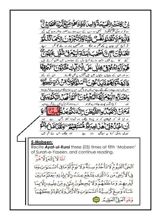 Wazifa for Every Problem