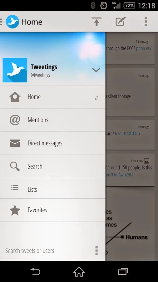 Tweetings for Twitter v7.2.1.1