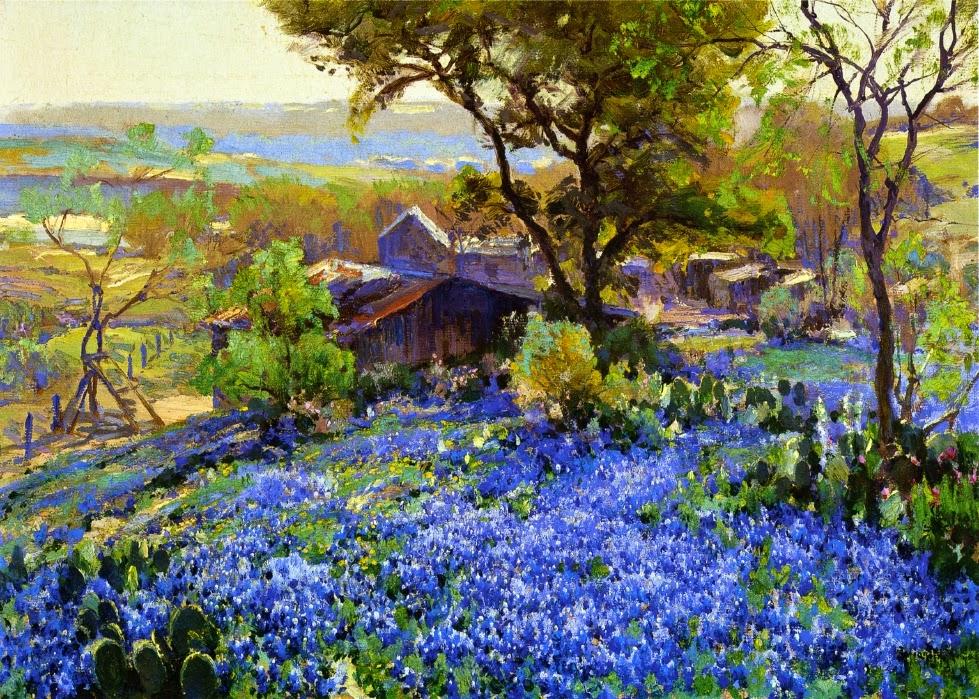 Julian Onderdonk Texas Paintings For Sale