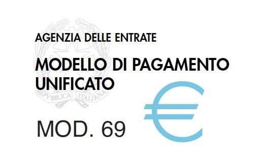 Modello 69 cedolare secca 2012 for Registrazione contratto affitto cedolare secca
