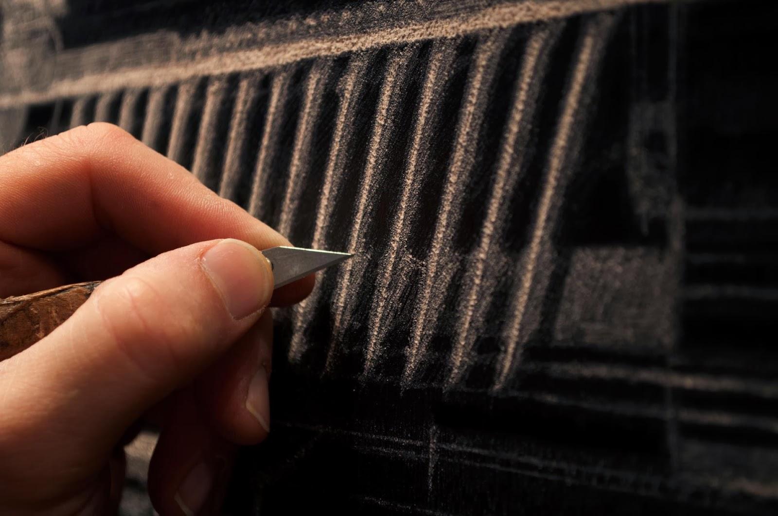 09-Artist-Mark-Evans-Engraved-Leather-Artwork-www-designstack-co