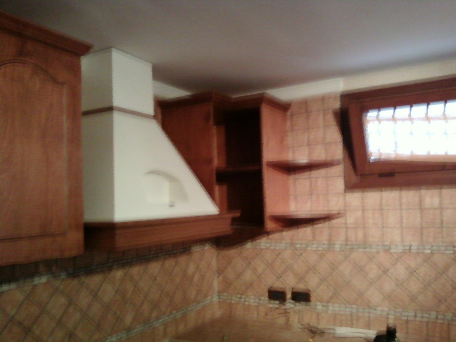 FAI DA TE HOBBY LEGNO: Cucina In Muratura #382014 1600 1200 Armadietti Cucina Fai Da Te
