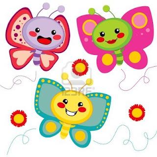 kupu - kupu lucu juga gif bergerak
