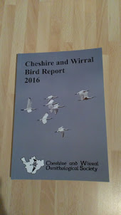 Cheshire and Wirral Bird Report 2016