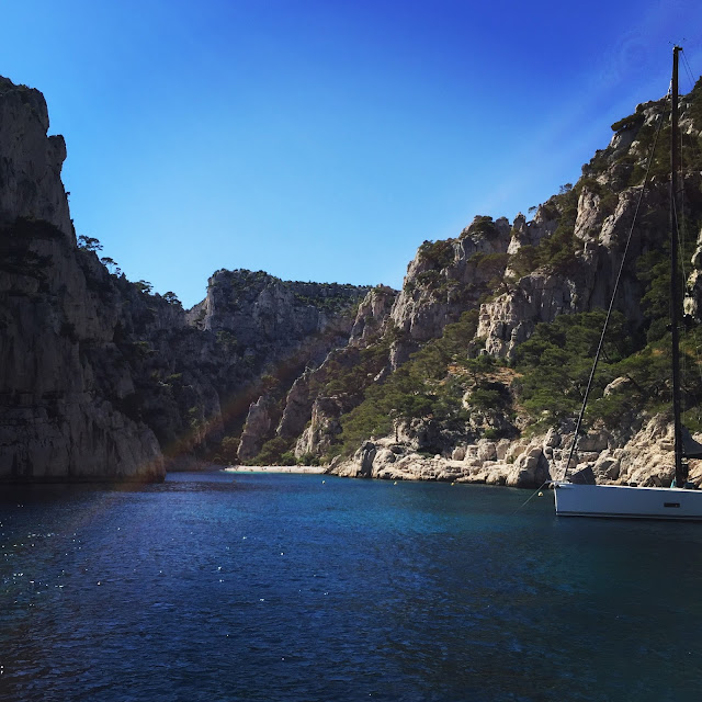 Calanque at Cassis