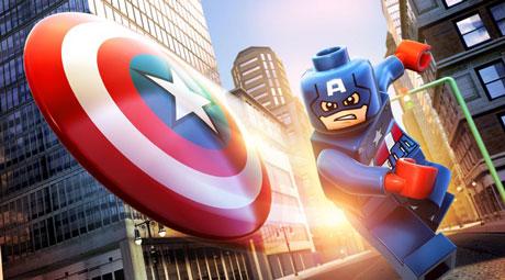 Lego Marvel's Avengers Captain America