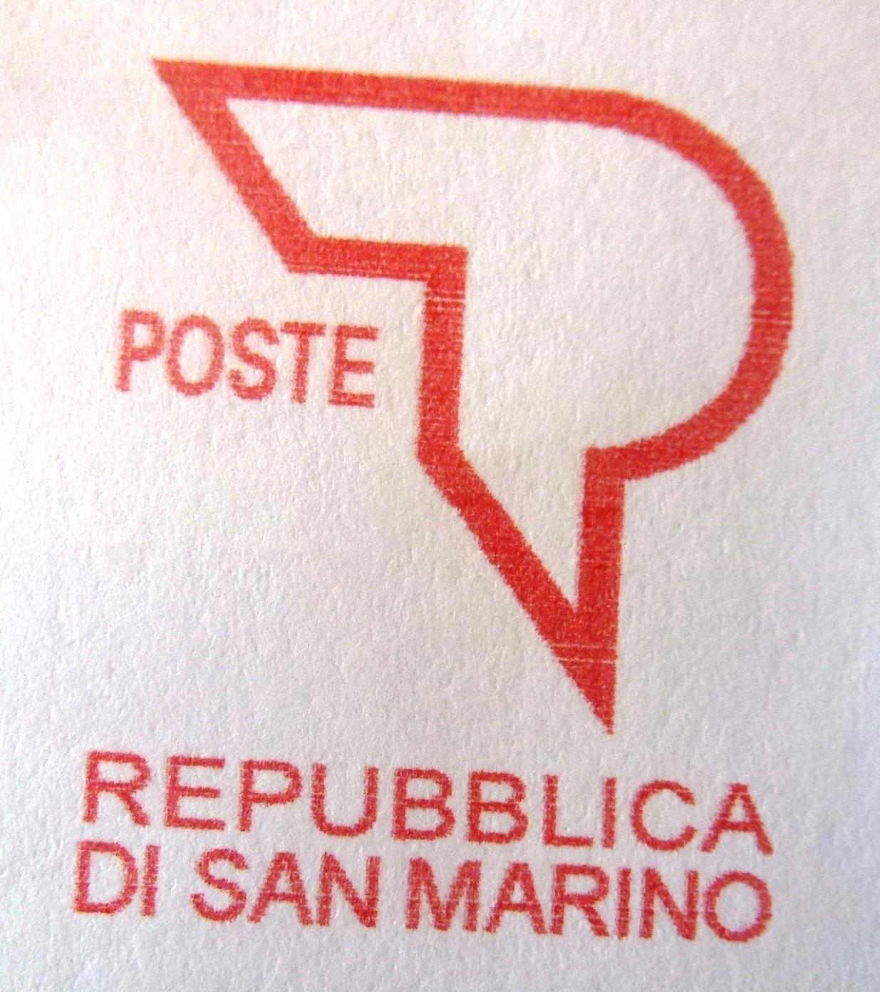 affrancatura meccanica poste di San Marino