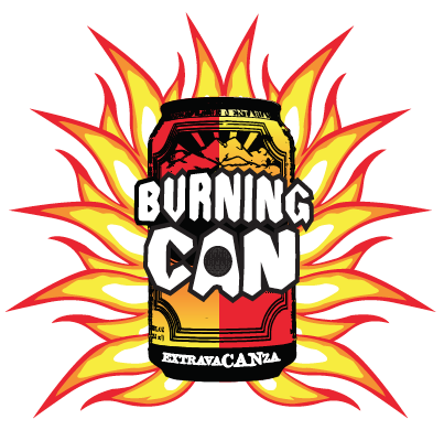 Burning Can
