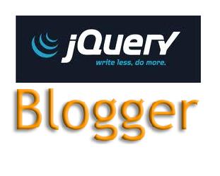 Blogger jQuery