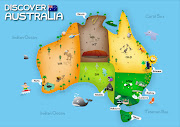 Children's Map of Australia. Posted by Katelyn Hague at 10:10 AM (katelyn hague map)
