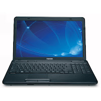 Toshiba Satellite C650-ST6N03 laptop