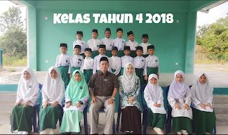 KELAS TAHUN 4