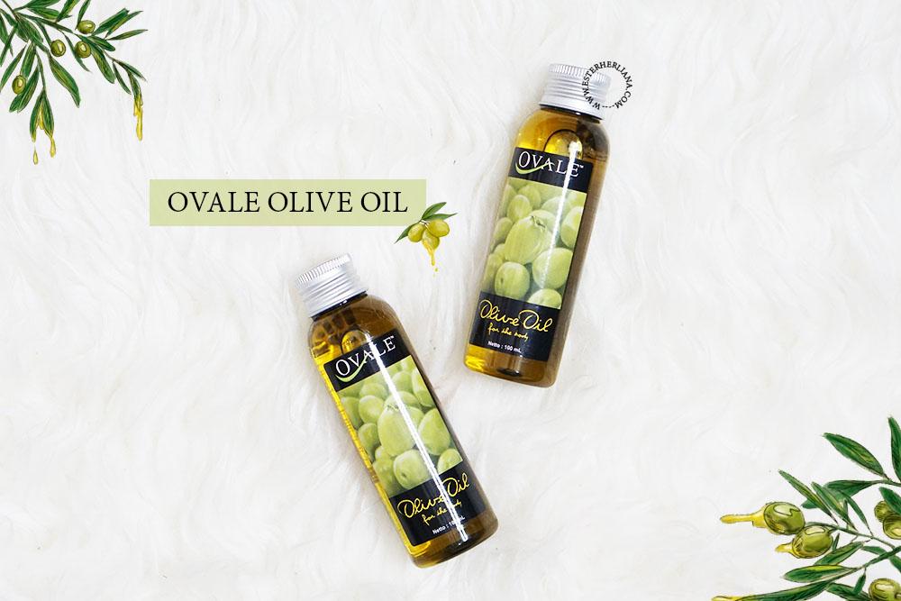 Review Ovale Olive Oil Untuk Wajah Berjerawat