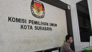 kantor KPU Surabaya