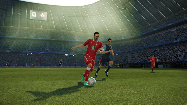 PES 2013: PESEDIT [V. 1.1] (2012) PC | PATCH