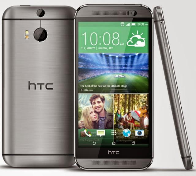 One de HTC M8
