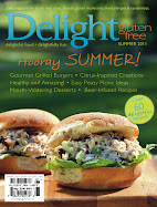 Delight Gluten Free Magazine - My favorite foodie magazine!