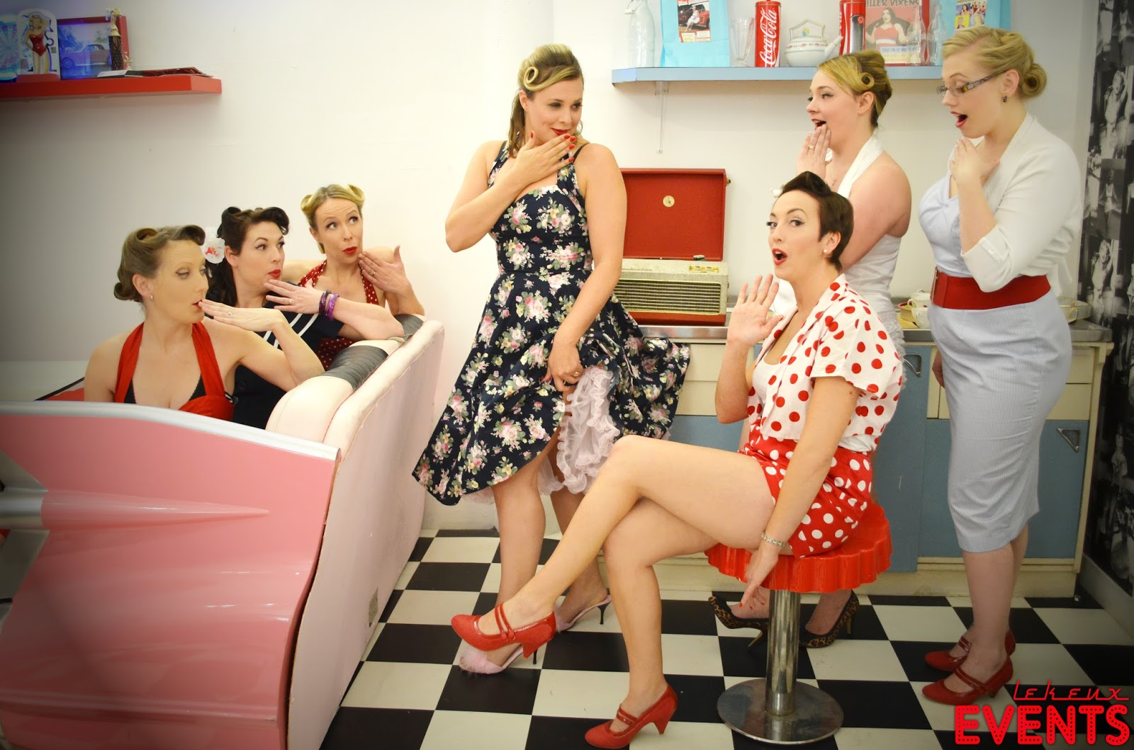 weekend pin up