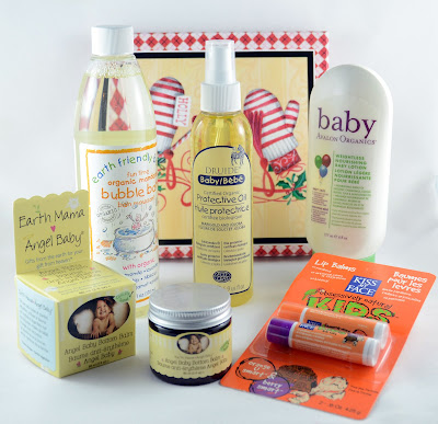 Baby Care Gift Set