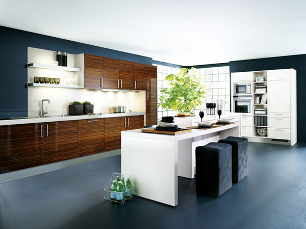 Diseño de interiores & arquitectura: 30 diseños de cocina con ...
