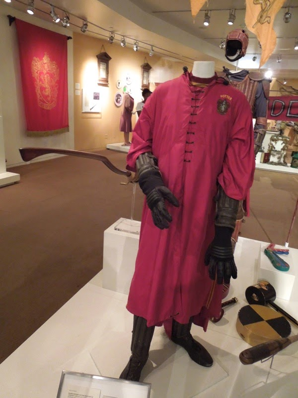 Harry Potter Quidditch movie costumes