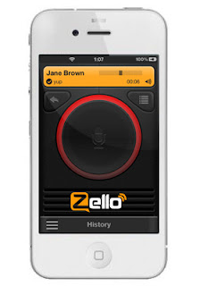 Zello - iPhone