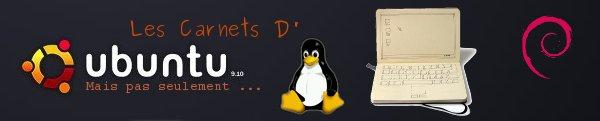 Les carnets d'Ubuntu