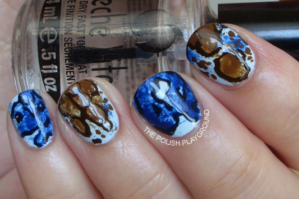 Jewelry Inspired Nails