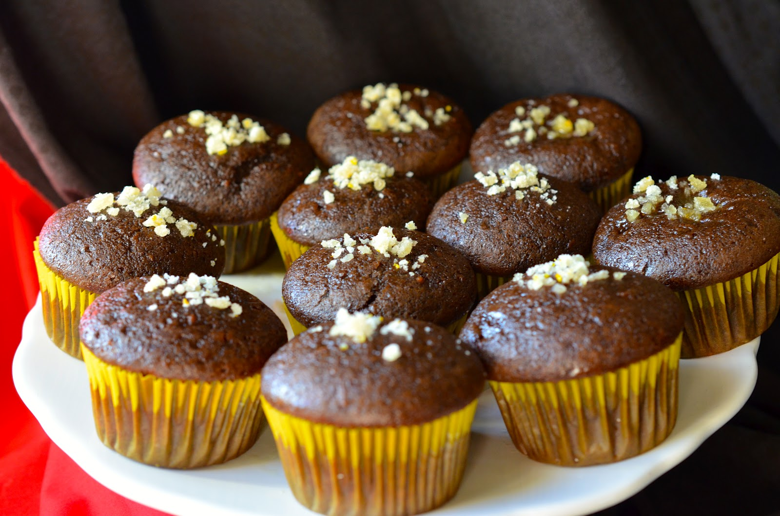 Veggie with a Cause: Cupcakes galore