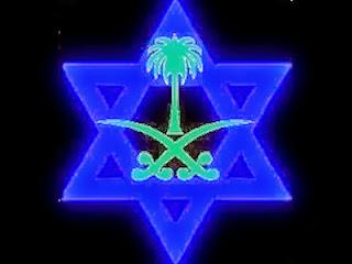 Arab dan Zionis (ilustrasi dari InfoPalestina)