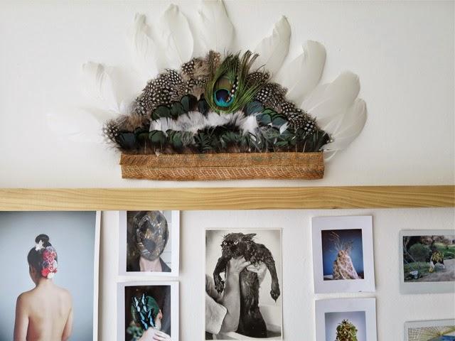 Moodboard inspiration - textile designer Julie Robert