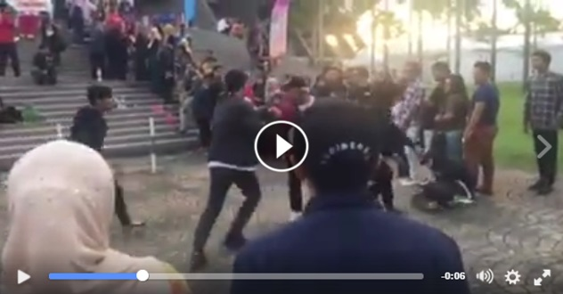 [VIDEO] BONGKAR!! Punca Pergaduhan Di Luar Dewan Konsert Akhir AJL30
