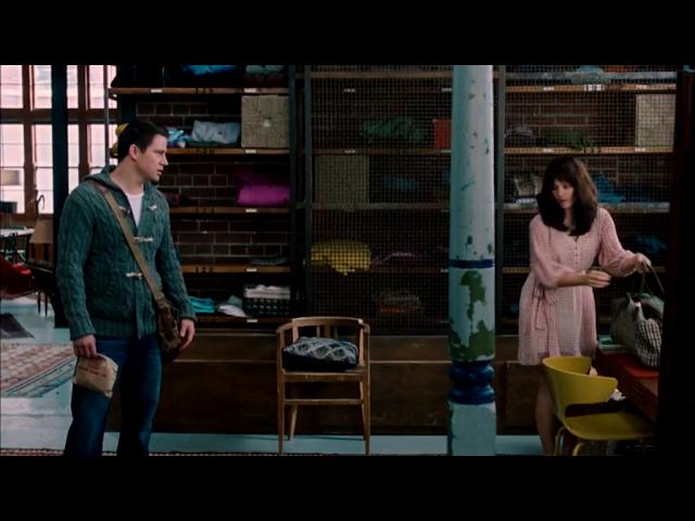 quarto do casal - casa de Paige e Leo - filme Para Sempre 2012
