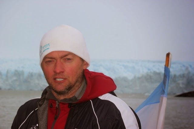 Henri Kaarma, Estonian Ice Swimmer