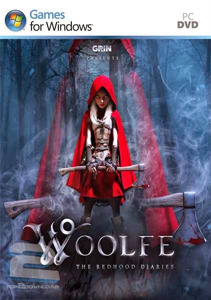 Telecharger Woolfe The Red Hood Diaries PC Crack