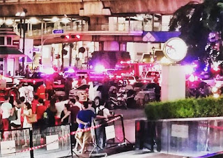 Bangkok Thailand bombing photo