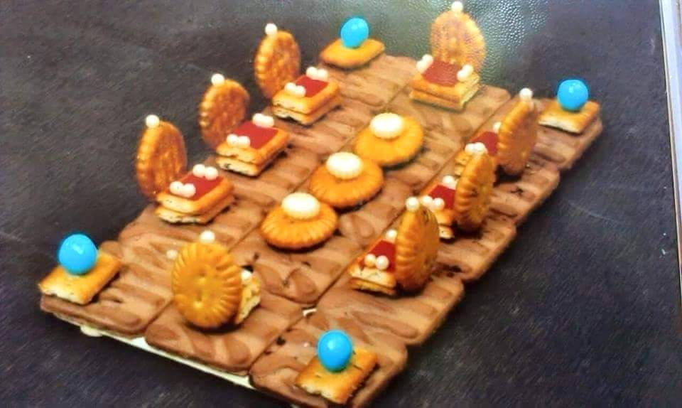 Biscuit Decoration | Crafts and Cooking
