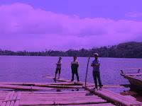 Menikmati Eksotisme Danau Pauh di Merangin