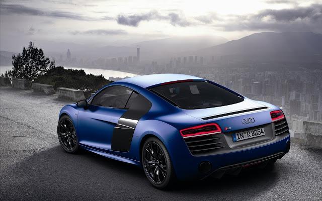 New Audi R8 luxury type image