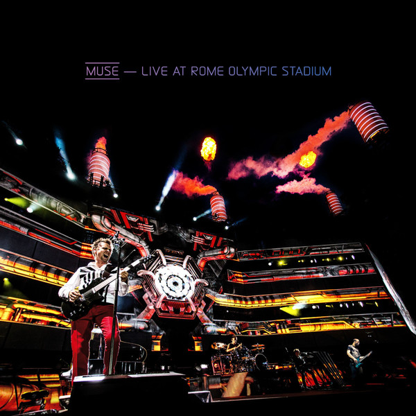 Muse - Live At Rome Olympic Stadium Cover